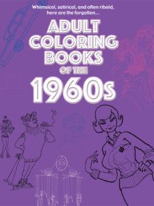 Adult Coloring Books of the 1960s cover