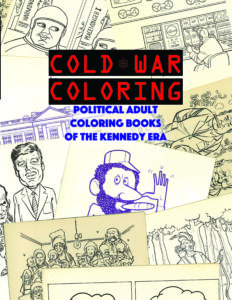 Cold War Coloring cover