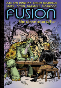 Fusion: The Devastator Affair cover