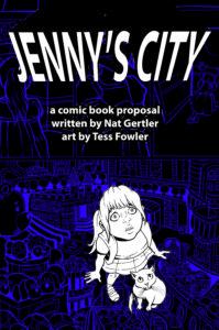 Jenny's City cover
