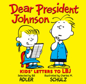 Dear President Johnson cover