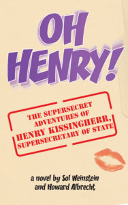Oh Henry! cover