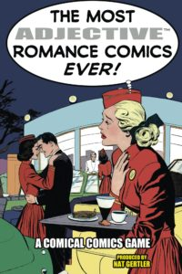 The Most Adjective Romance Comics Ever cover
